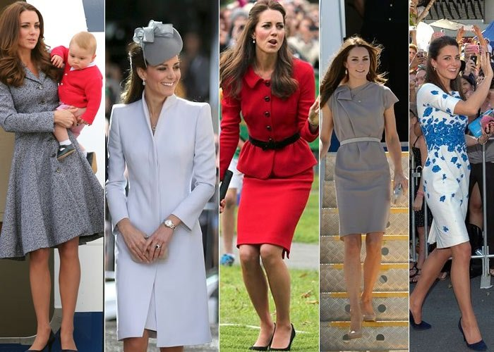 kate middleton top outfits