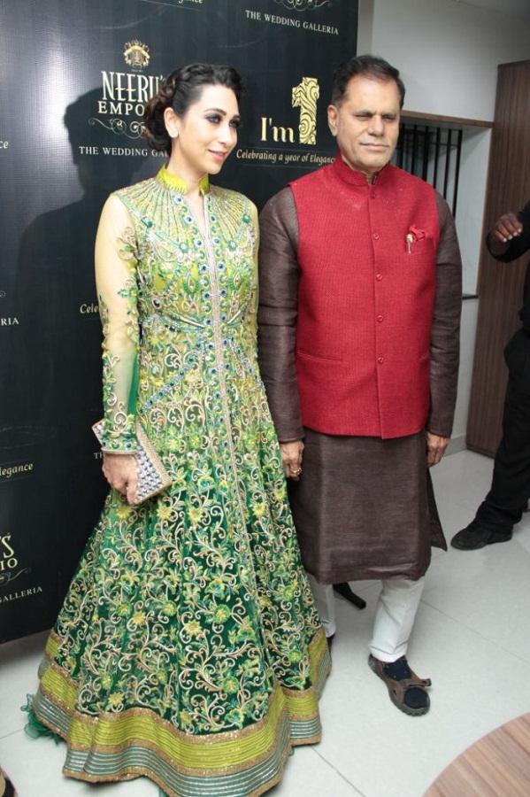 Karisma-Kapoor-Neeru's Emporio-1st-Anniversary-Celebrations-Hyderabad