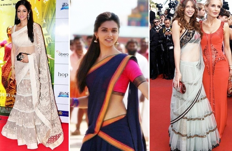 Saree Fashion Trend