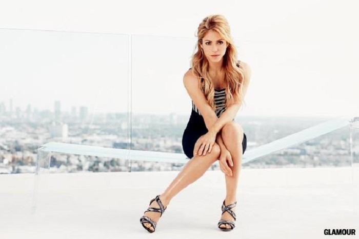 Shakira-Glamour-February-2014