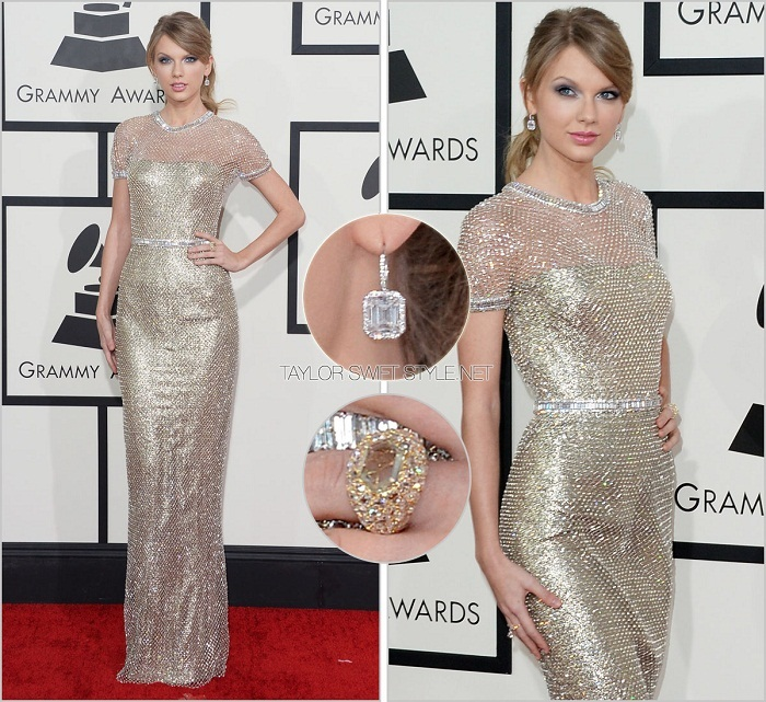 tailor swift grammy awards-2014