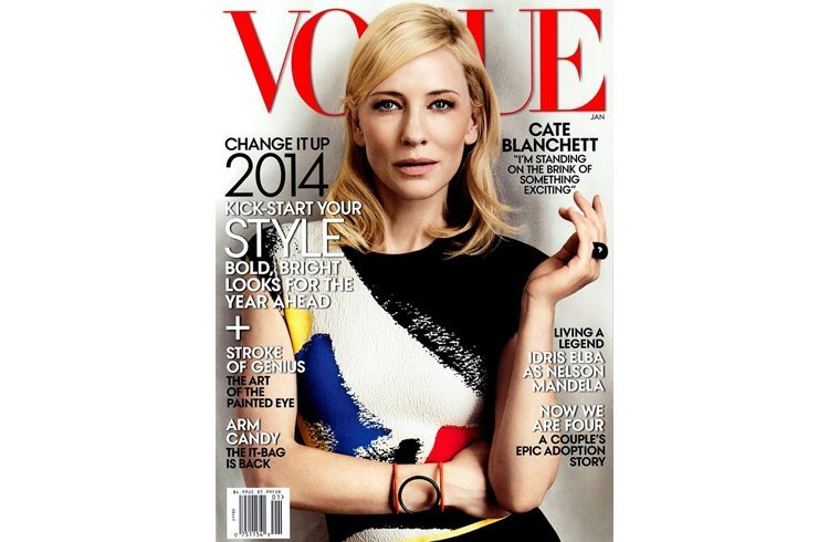 Vogue January 2014 Magazine