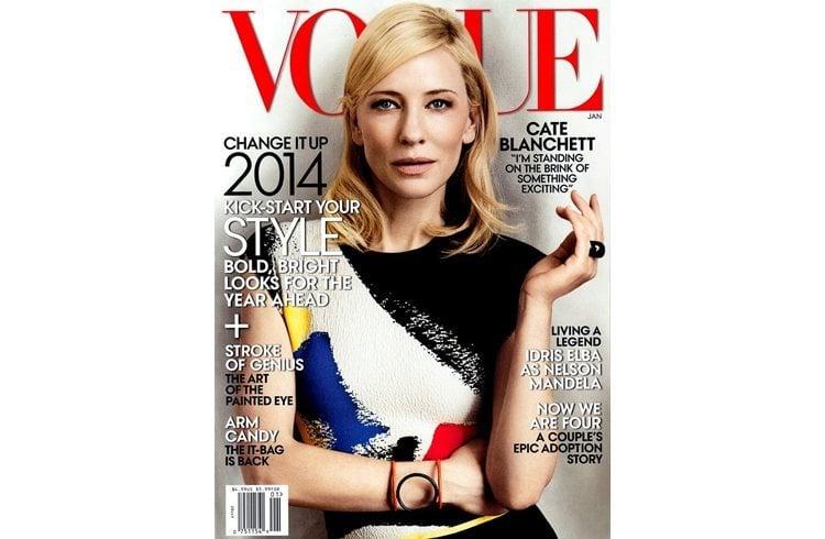 Vogue January 2014 Magazine