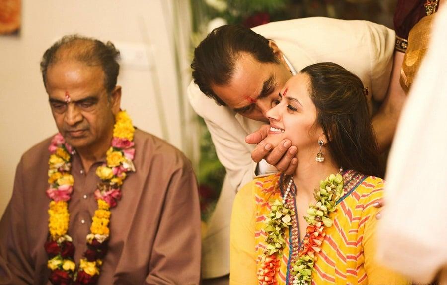 ahana-deol-wedding-chuda-ceremony
