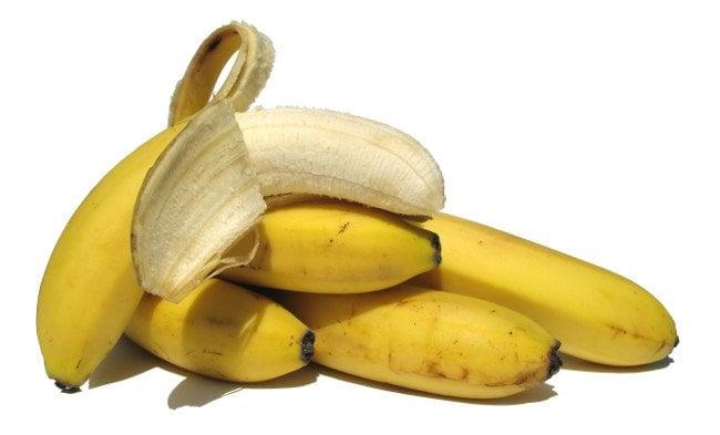 banana skin care