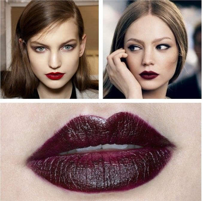 dark lipstick matte foundation