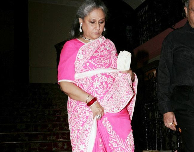 jaya bachchan fashion show