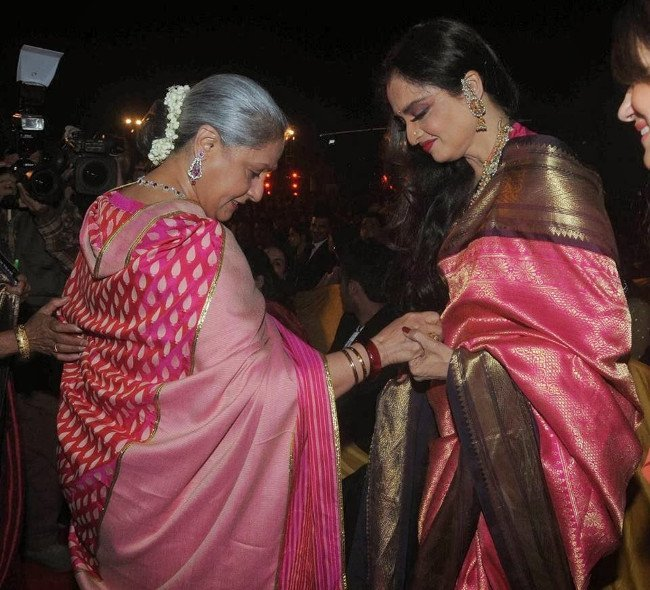 jaya rekha together