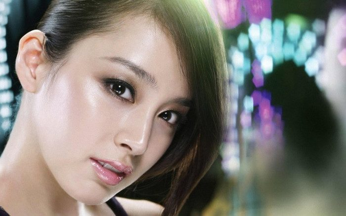 Korean Actresses make-up