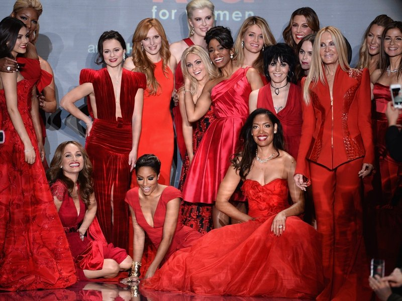 models-at-Go-Red-For-Women-February-2014