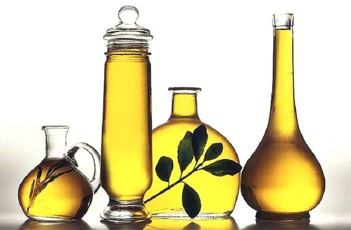 Olive oil natural remover