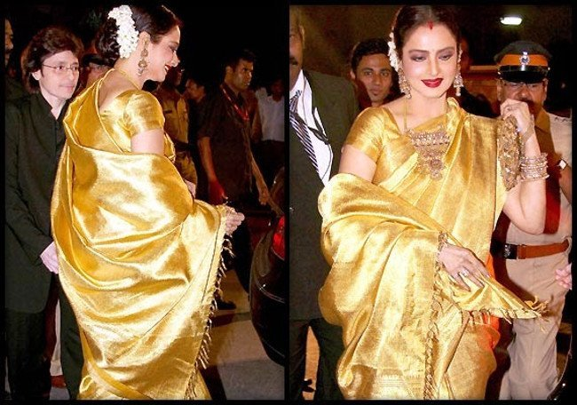 rekha filmfare awards