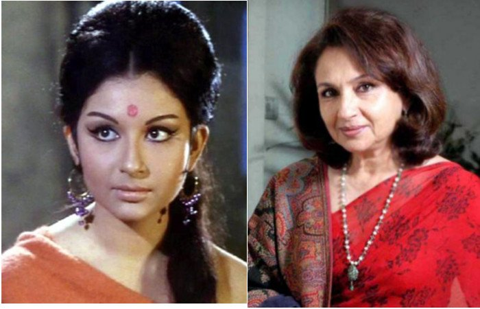 sharmila tagore yesteryear photos