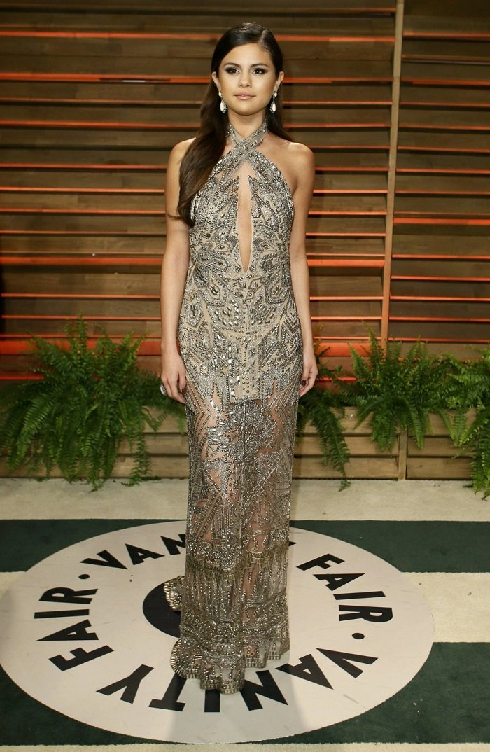 selena-gomez--Oscar-2014---Vanity-Fair-Party