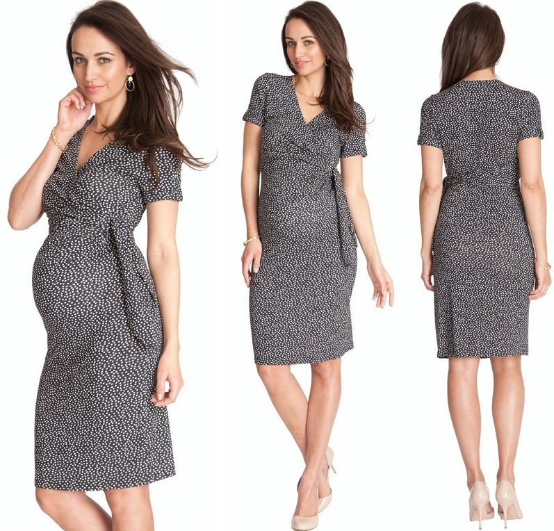 maternity-wrap-dress
