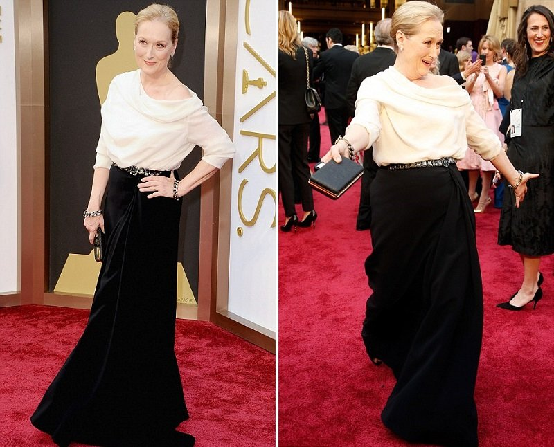 meryl-streep-oscars-2014-red-carpet