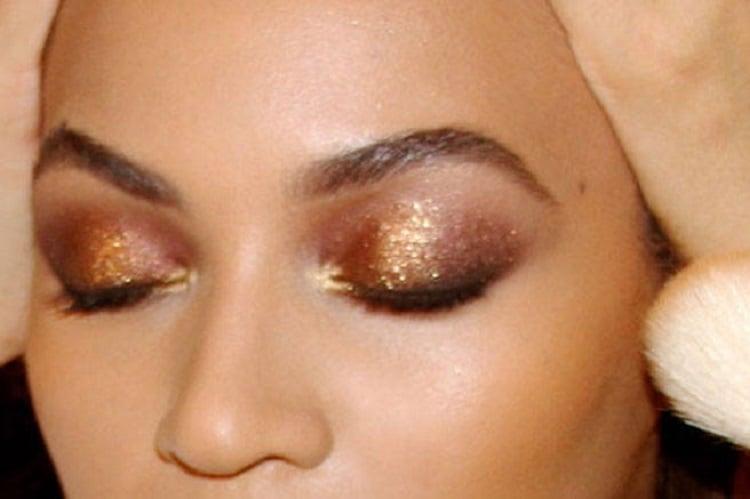 beyonce-makeup-sir-john-glossy-eyes