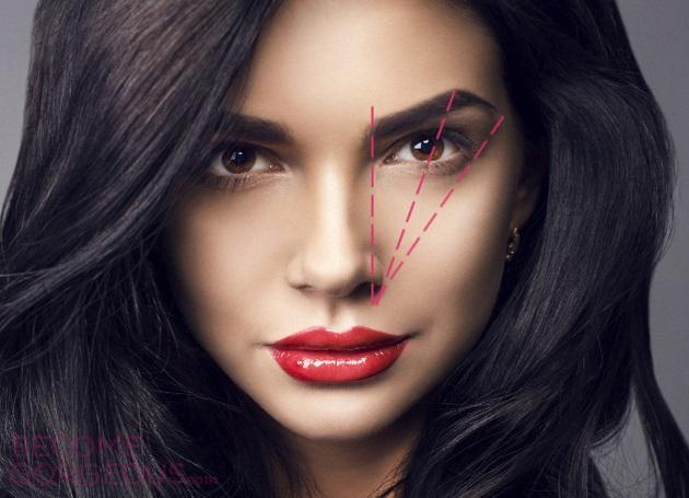 eyebrow-shaping-rules