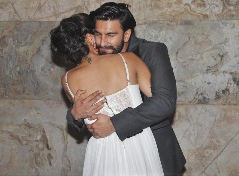 Ranveer-Singh-hugging-Deepika-Padukone-RK-tattoo
