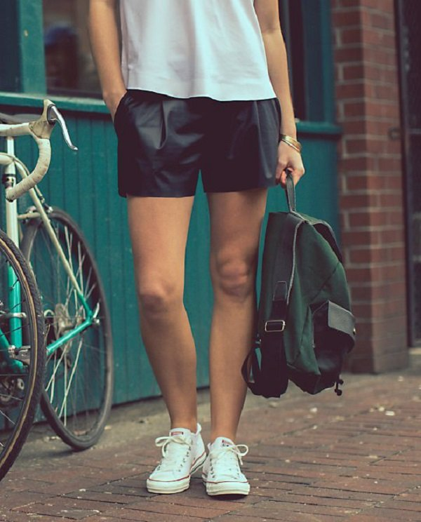 Lululemon Leather Yoga Pants More Than Typical Gym Outfits