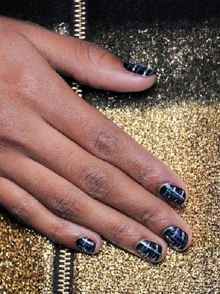 Best Nails at New York Fashion Week