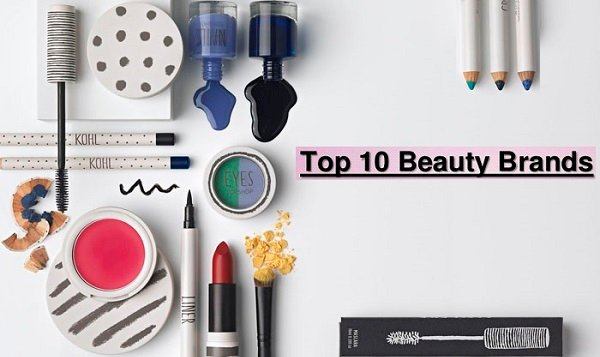 10 Best Beauty Brands in the World under Budget