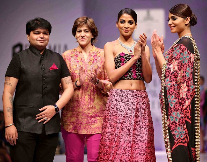 Premia-India-Runway-Week-Sonia-Jeetley-Pankaj-Diamonds
