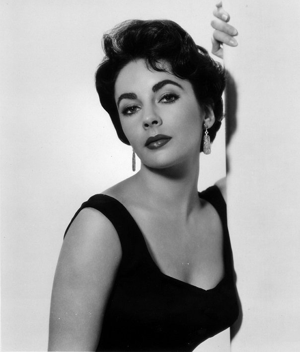 Elizabeth Taylor beauty