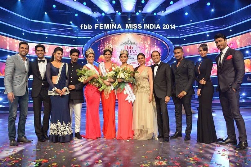 miss-india-2014-jury