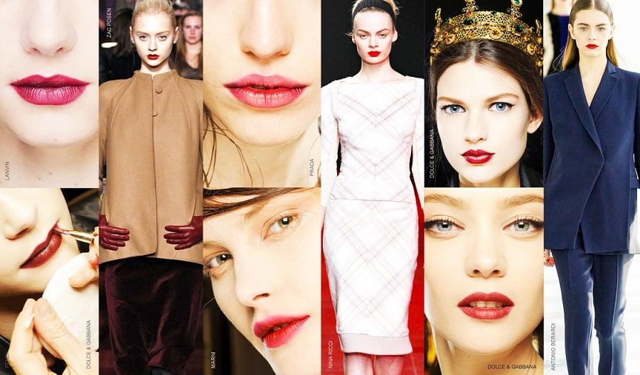 Top 5 Makeup Trends, die diese Saison bleiben werden