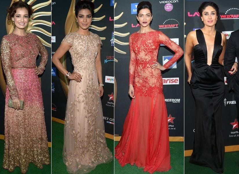 IIFA-2014-Green-Carpet