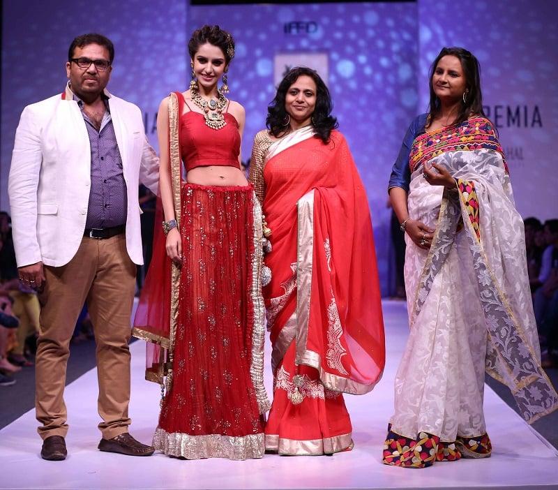 Premia-India-Runway-Koyal Rana-Samridhi-Jewels