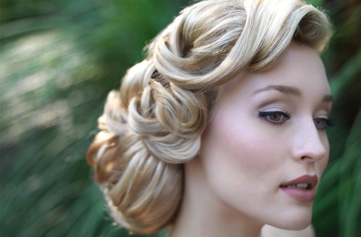 Hairstyles Vintage : vintage-hairstyle
