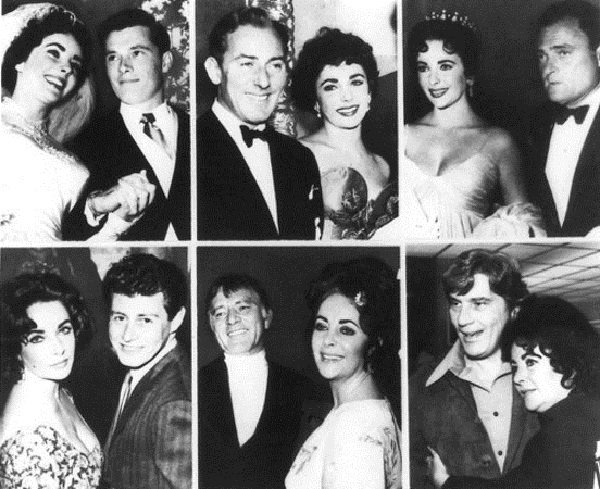 elizabeth taylor husbands