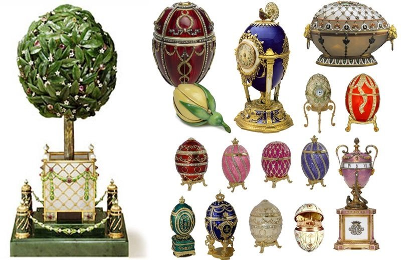 faberge-egg-collection