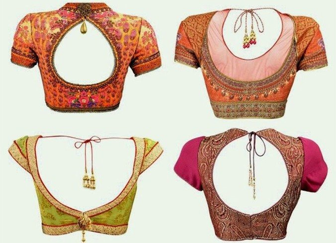 Latest Princess Cut Blouse Designs