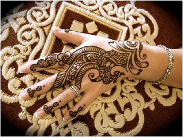 images of simple mehndi designs