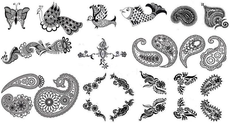 New Mehndi Design ideas