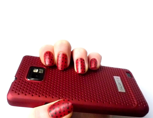 Red Velvet Samsung Galaxy