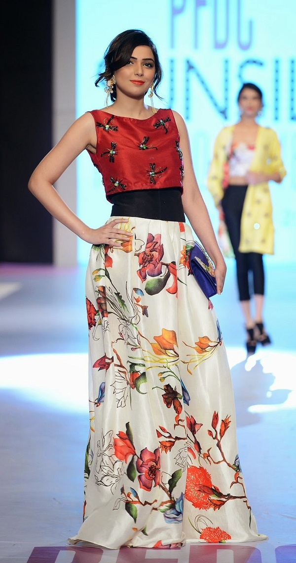 PFDC-sunsilk-fashion-week-Zara-Shahjahan-bug-prints