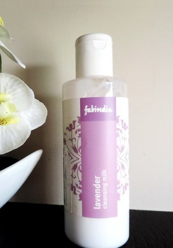 Fab India Lavender Milk