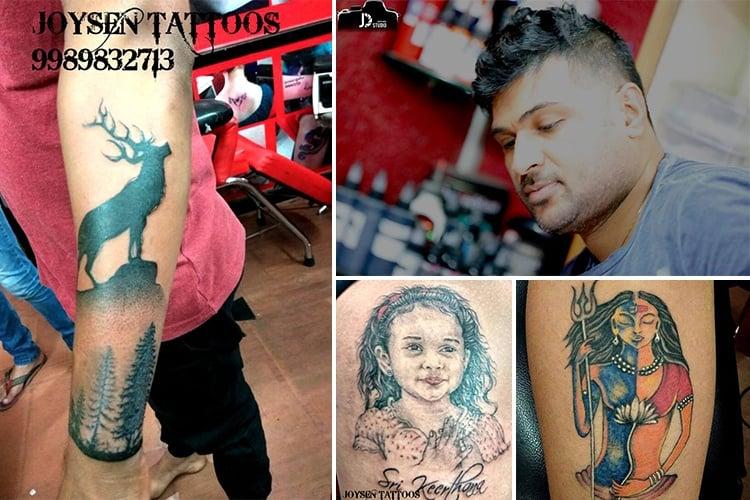 Joysen Tattoo and Piercing Studio