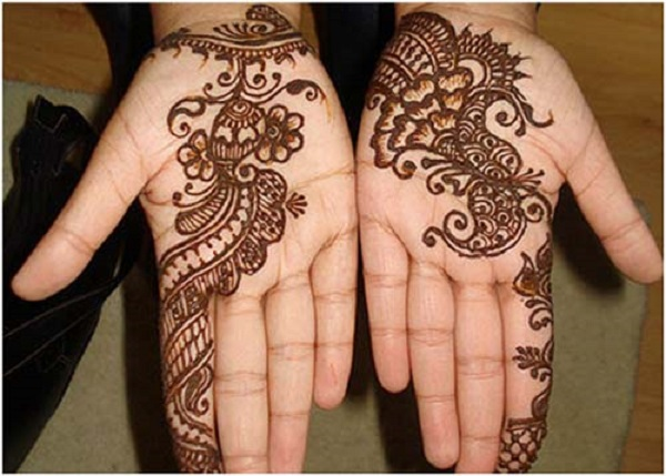 Simple Mehendi Designs to learn