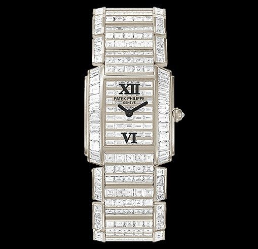 Patek Philippe Twenty – 4 White Gold