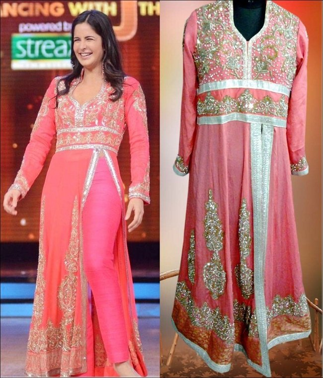 Manish Malhotra Anarkali 2014 Why Katrina is Manish ...