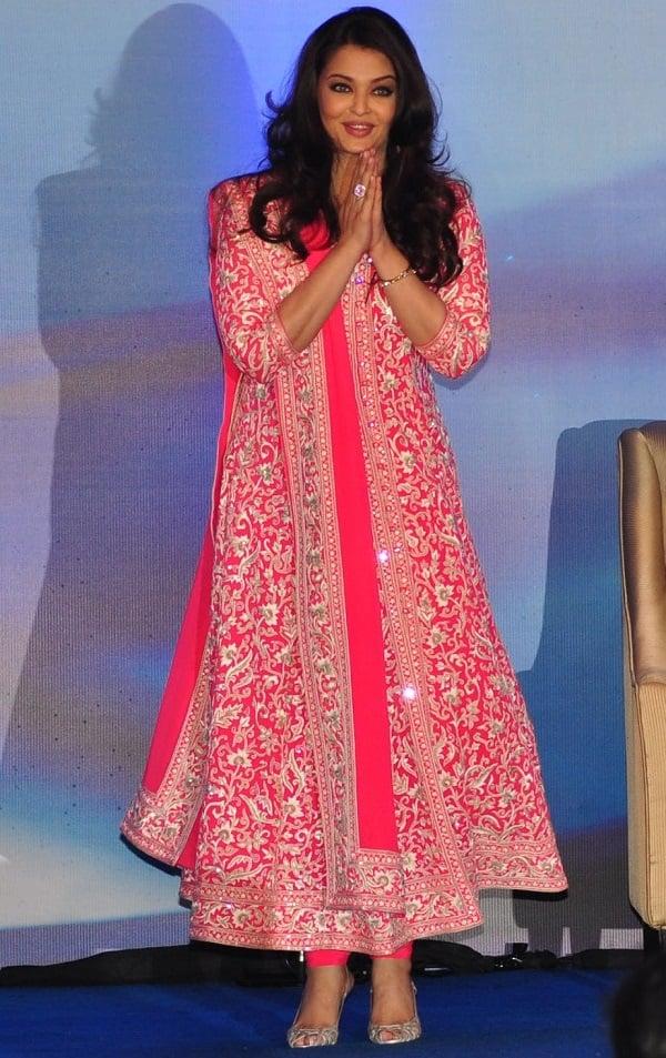 Aishwarya Rai Abu Jani Sandeep Khosla