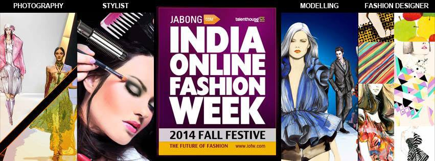 IOFW India Online Fashion Week Jabong