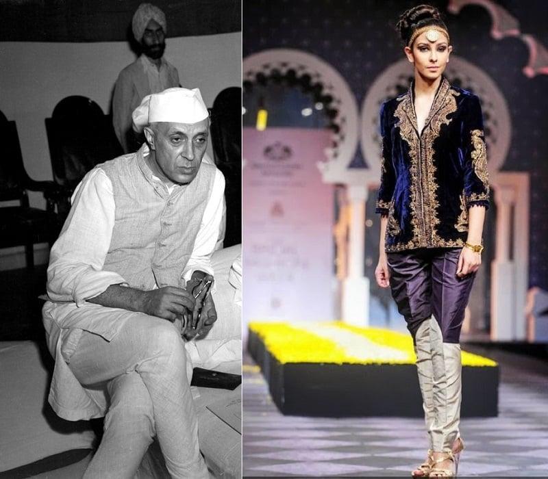 Jawaharlal Nehru jacket