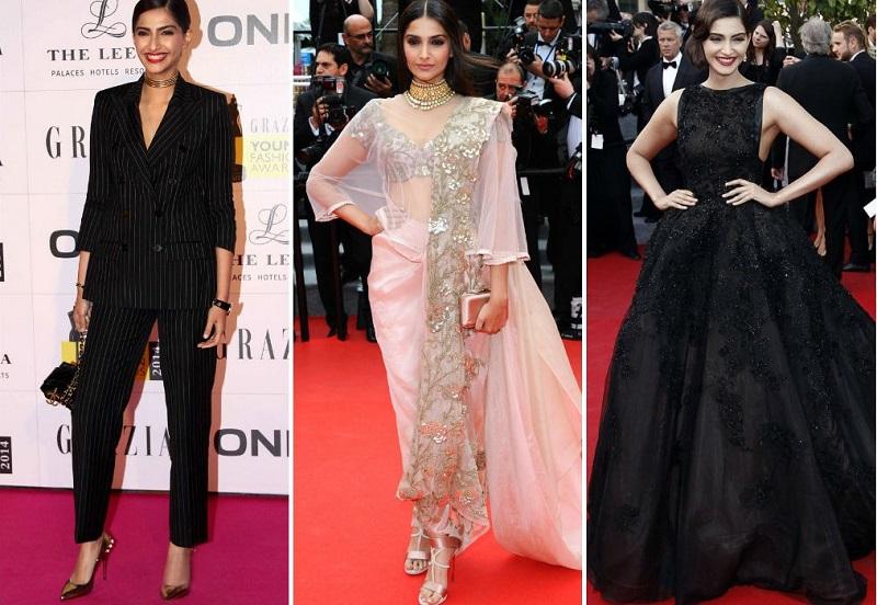 Sonam Kapoor style fashion