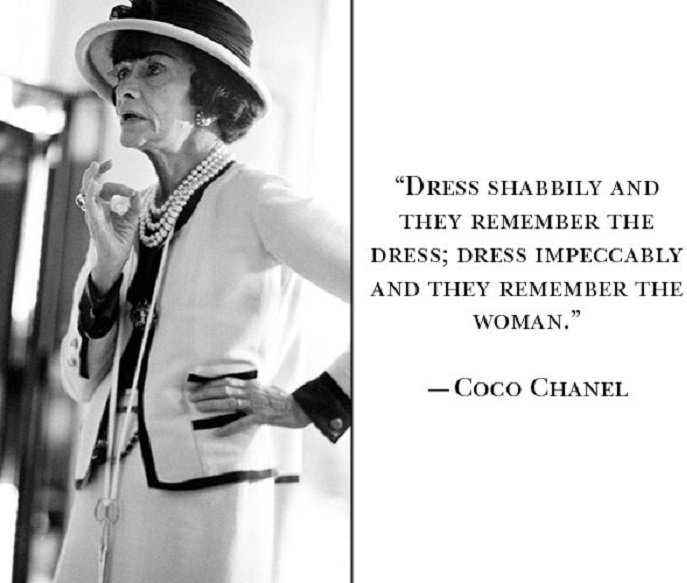 Coco Chanel Quotes All That You Wanted To Learn From Fashion Bible